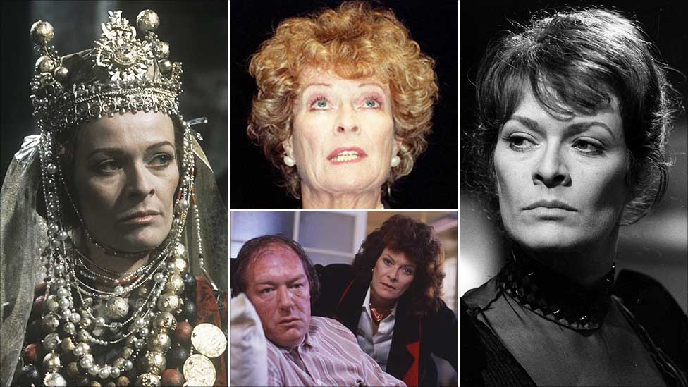 A long and distinguished career.  Janet Suzman became a Dame in 2011.