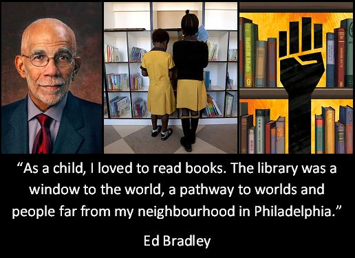 Hundreds of children now benefit from Ed Bradley's powerful legacy.