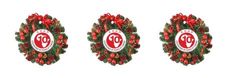 wreath block new